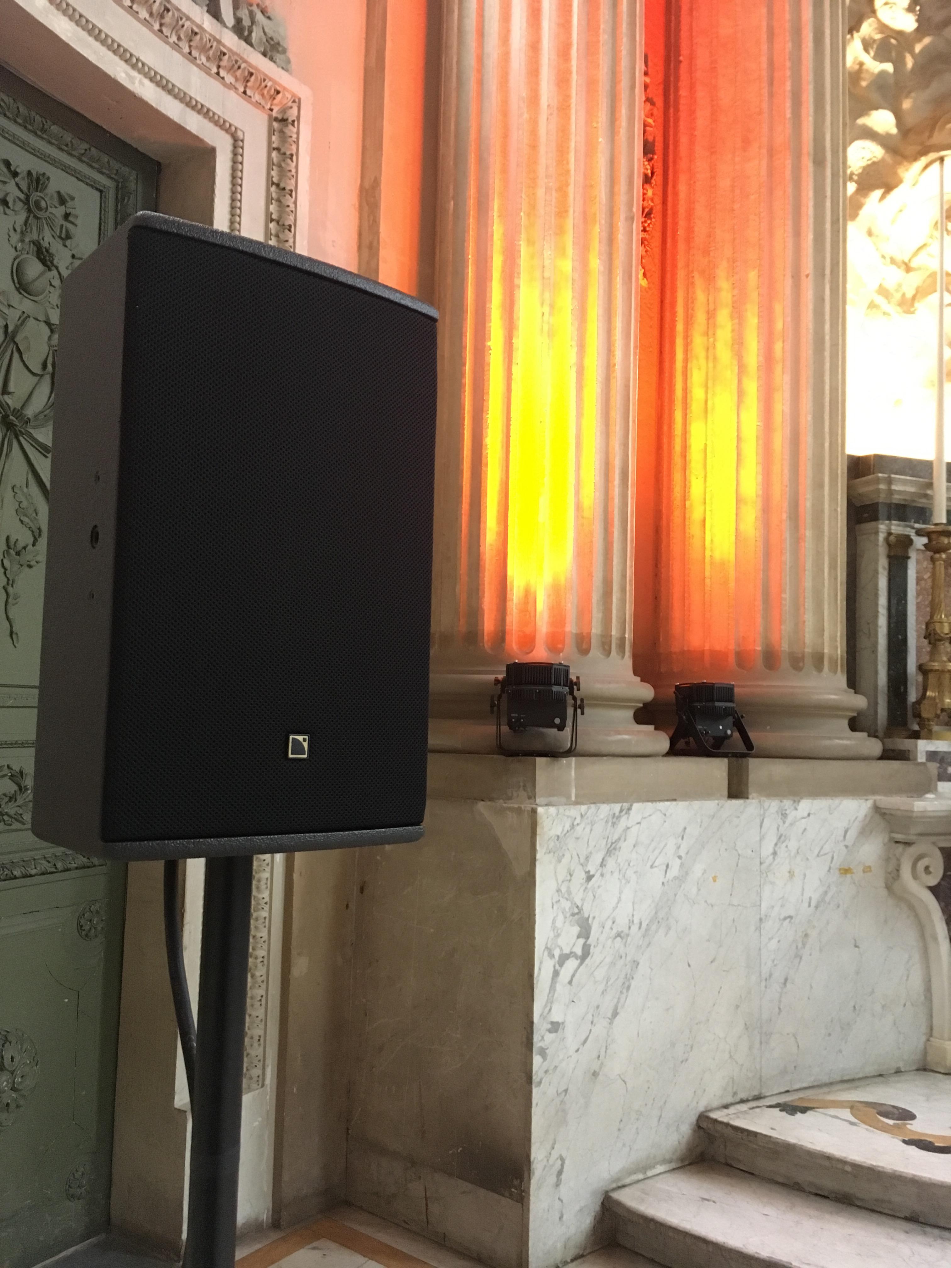 Matériel de sonorisation et d'éclairage en ligne